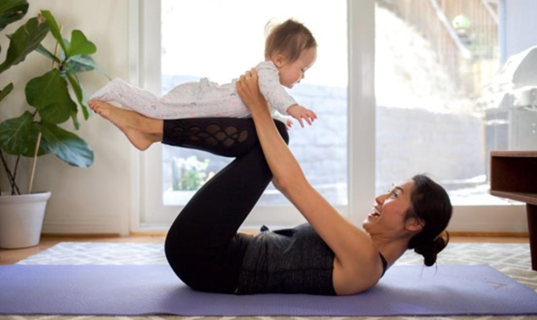Postnatal Yoga & Pilates
